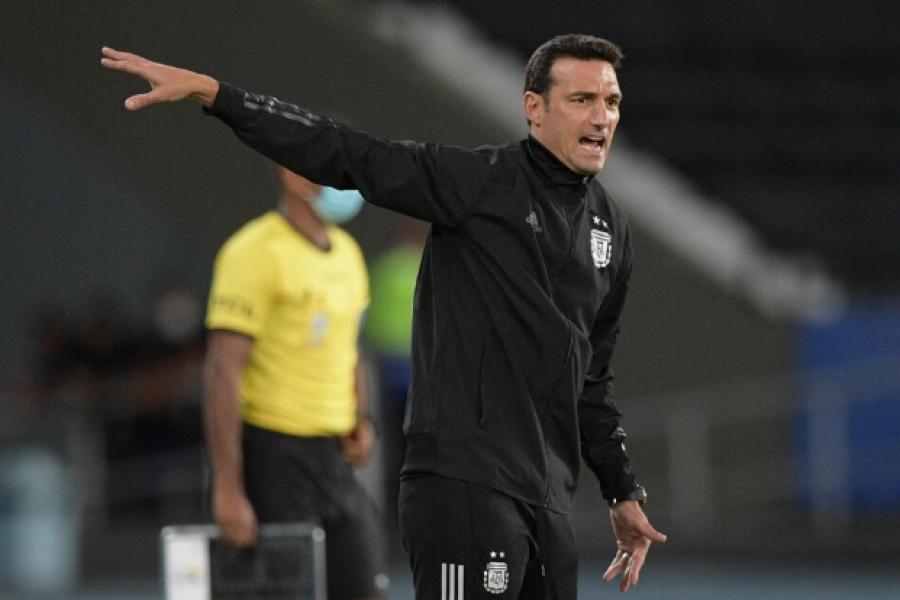 Selección Argentina: fútbol interruptus