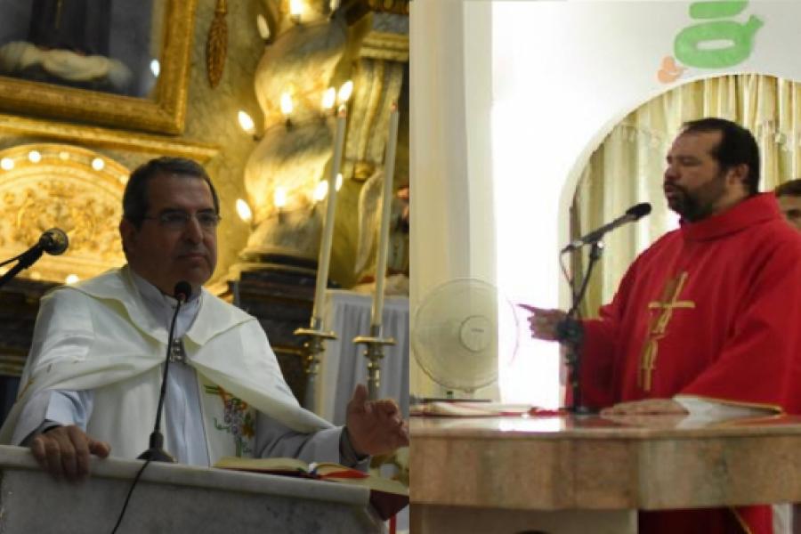 Piden oraciones para dos reconocidos sacerdotes internados en el Campaña
