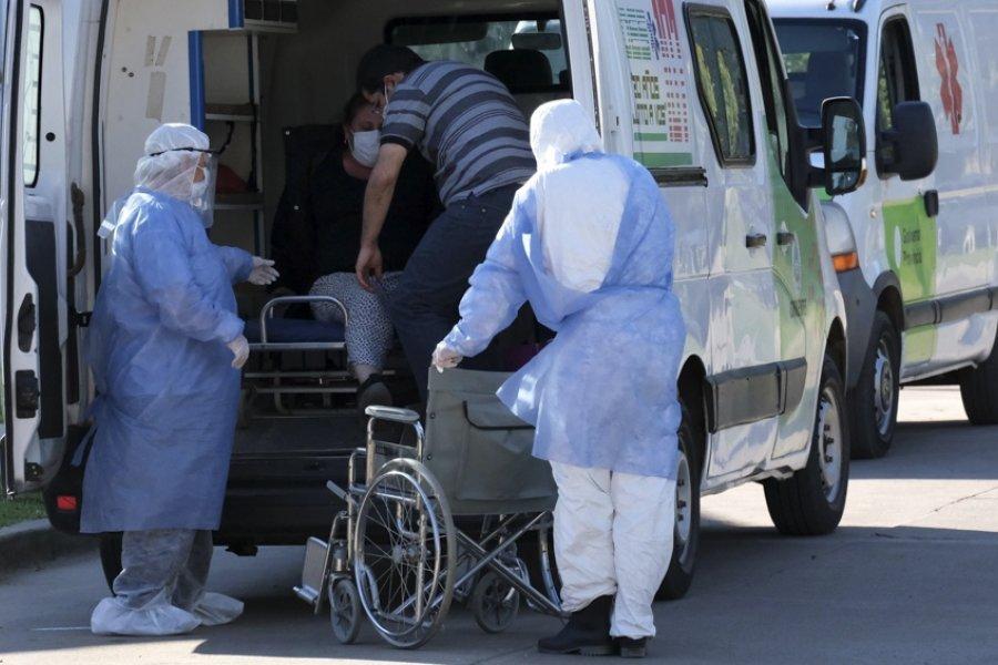 589 muertos y 27.260 nuevos contagios de Coronavirus en Argentina