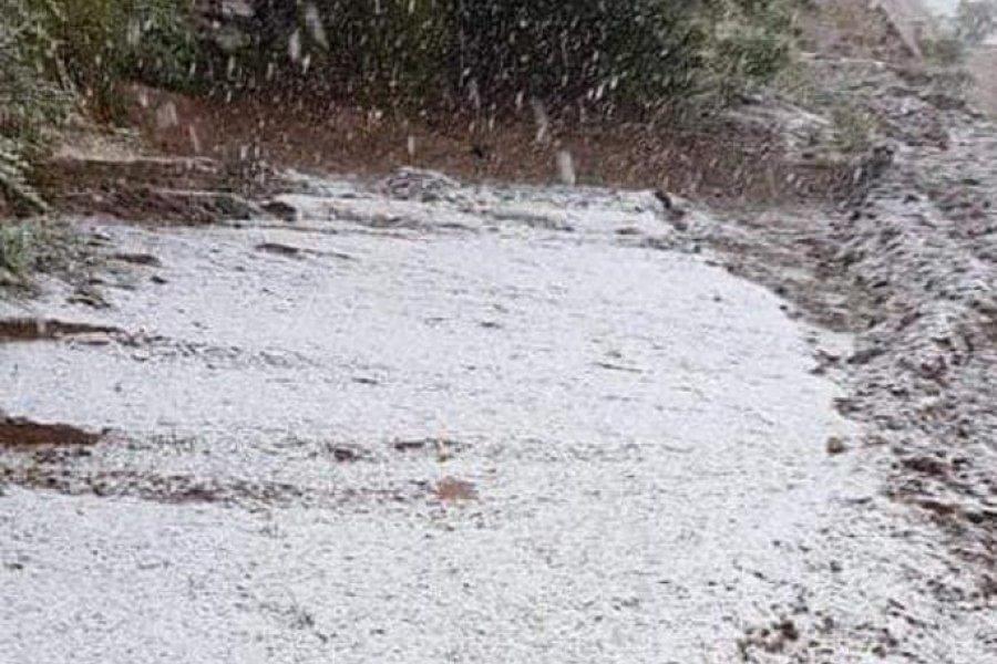 Nevó en Tucumán y la Rioja, y se esperan nevadas en otras provincias del país