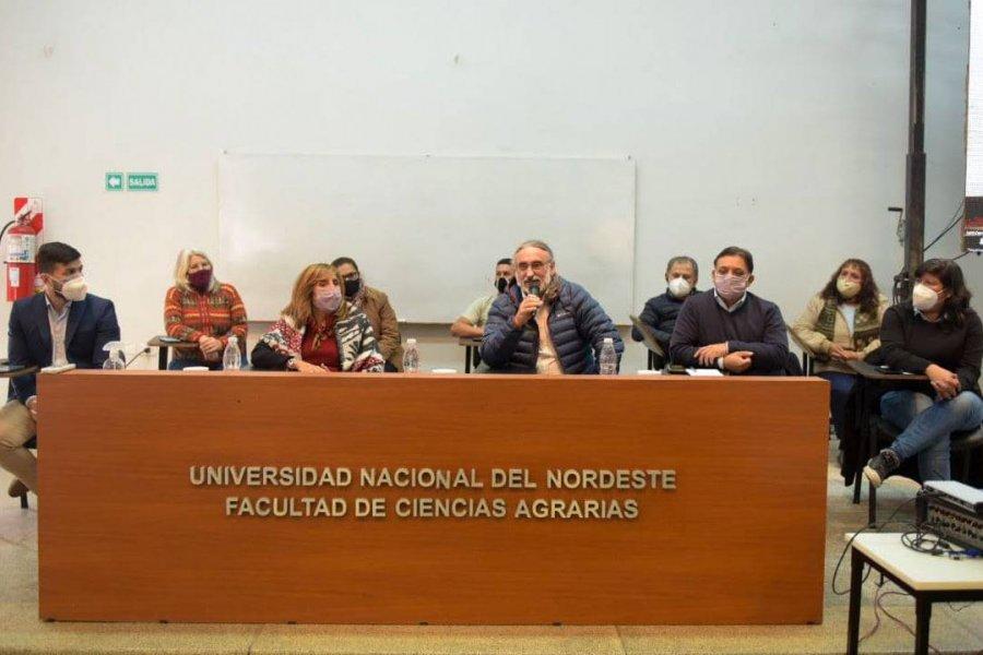 Presentaron el proyecto de Ley de Fomento a la Producción Agroindustrial