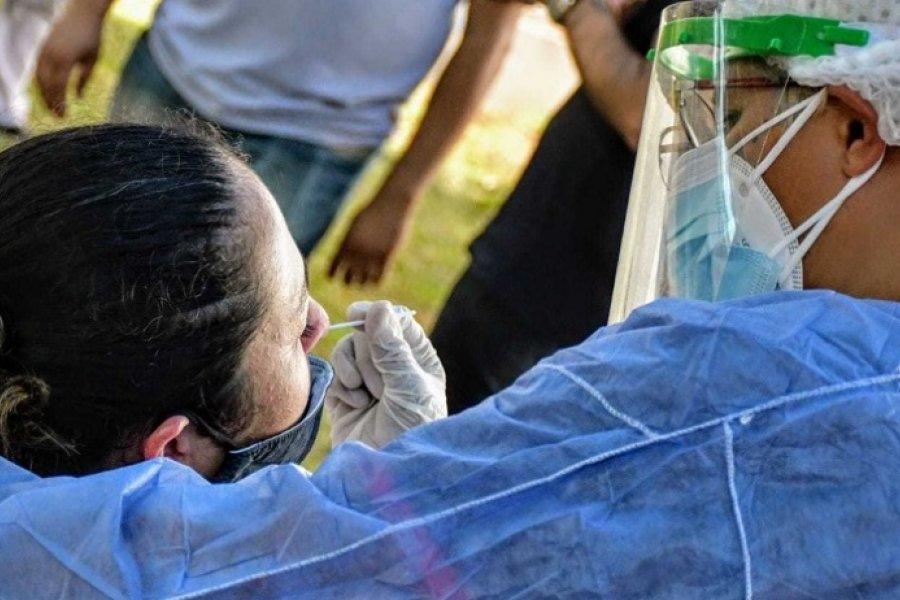 Chaco tiene 8.245 casos activos de Coronavirus