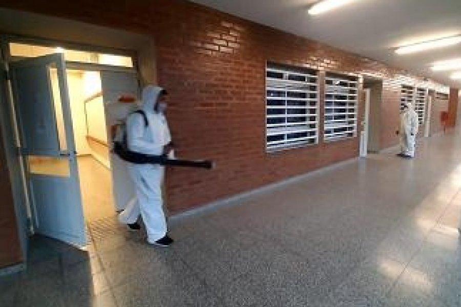 En Goya dos escuelas cerraron por casos positivos Covid-19