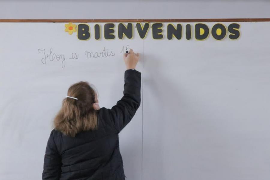 Inicia paro docente en la provincia en medio de presiones para mermar su adhesión