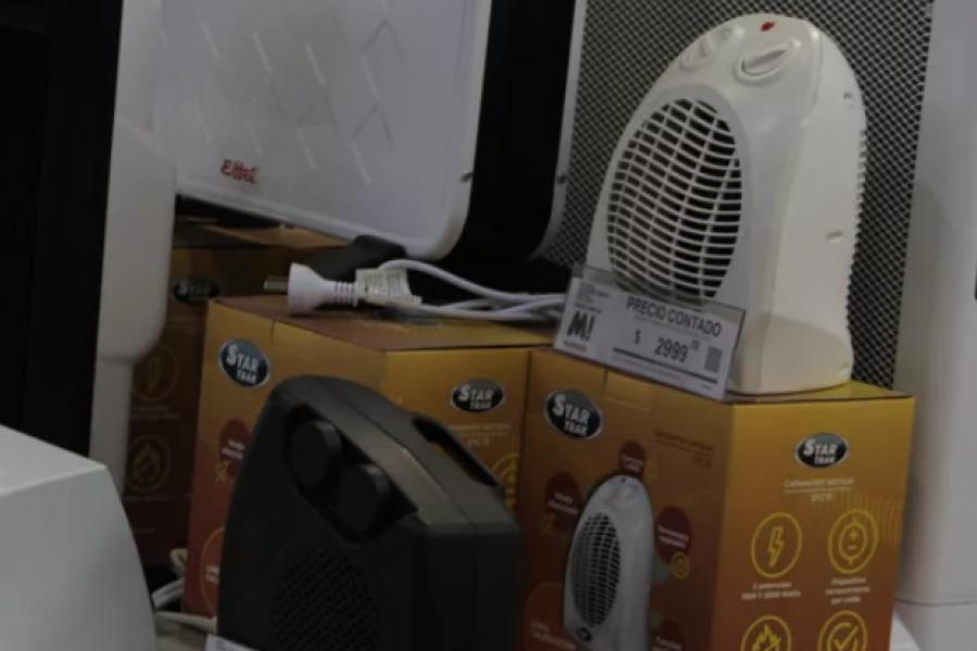 Temporada de frío: Hay preferencia por los sistemas de calefacción más económicos