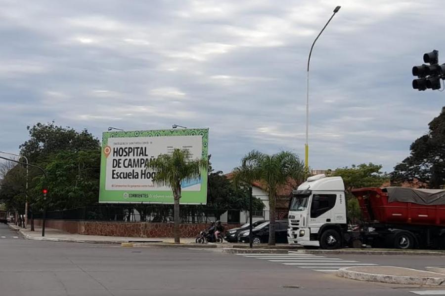 Segunda ola de Coronavirus en Corrientes: 28 muertos en 2 días