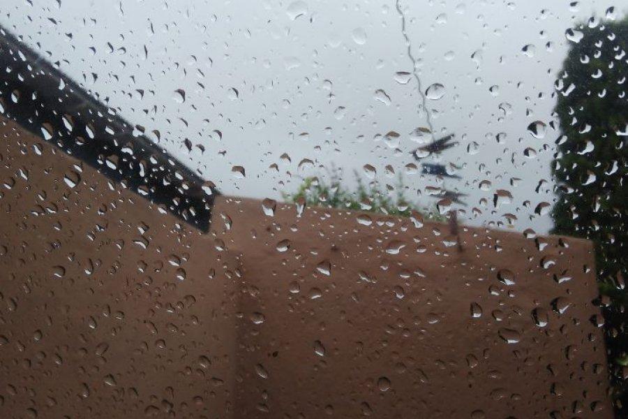 Corrientes: Baja probabilidad de precipitaciones hasta el 21 de junio