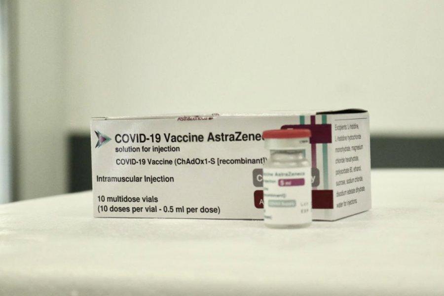 Corrientes recibió otras 22.200 dosis de  Astrazeneca