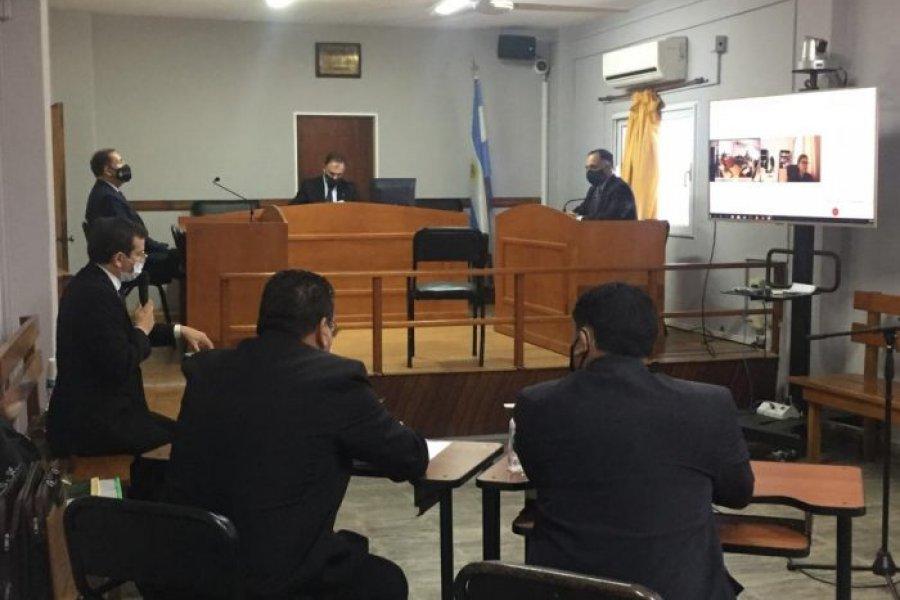 Condenan a prisión perpetua al femicida de Rosa Tejeda