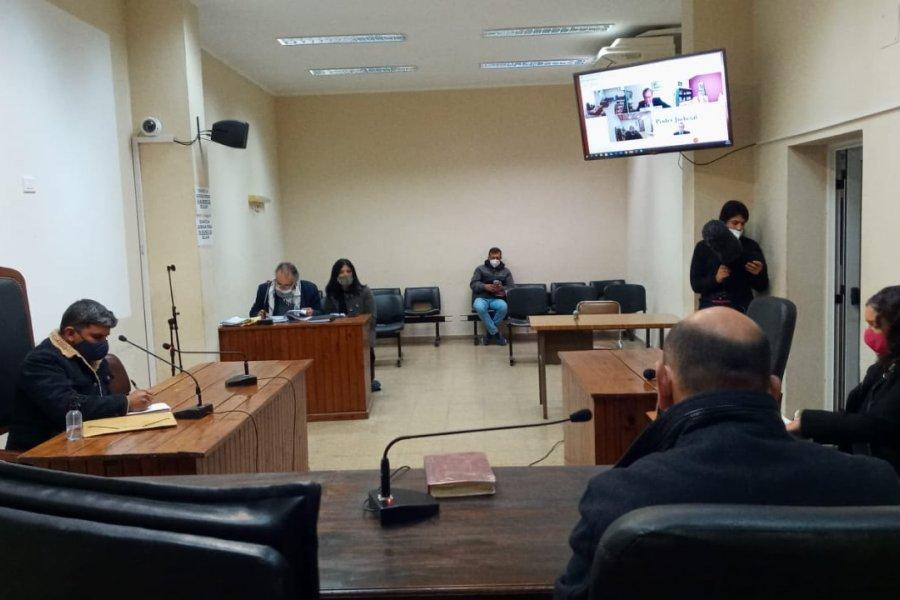 Declaró Raúl Escalante en el juicio por el femicidio de de Tamara Zalazar