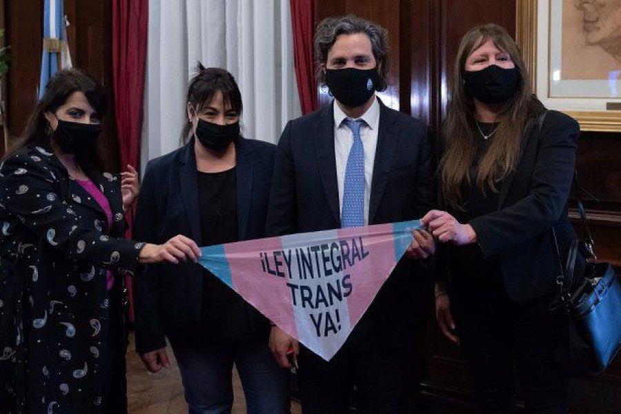 Avanzó en el Senado el proyecto de ley sobre cupo laboral travesti trans