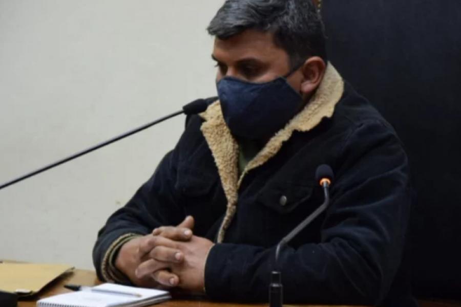 Femicidio: Raúl Escalante reconoció que tuvo una relación con Tamara Zalazar