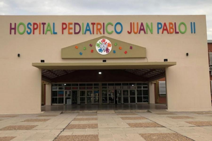 Hospital Pediátrico: Ya son dos los niños internados en terapia con Covid-19