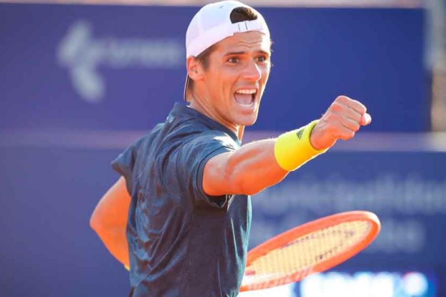 Federico Coria es finalista en el Challenger checo de Prostejov