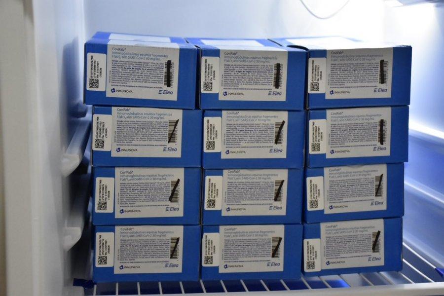 La provincia cierra segunda quincena de junio con más de 92 mil vacunas disponibles