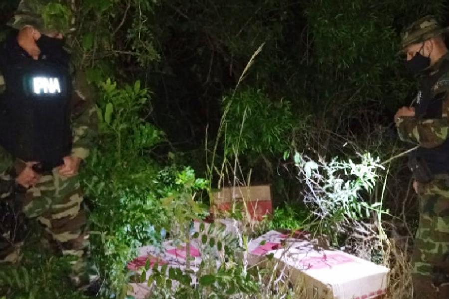 Corrientes: Secuestraron más de 6.000 atados de cigarrillos de contrabando