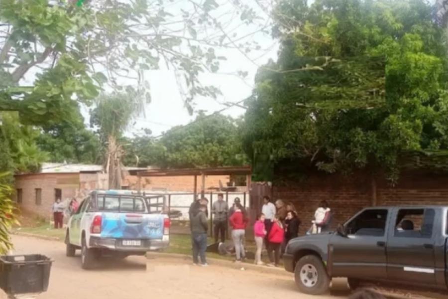 Vecinos corrieron y atraparon a un joven que trató de robar en una casa