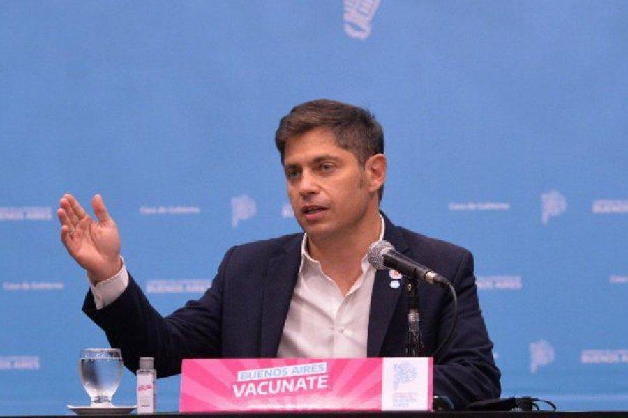 """Para Kicillof, la oposición """"se ha convertido en una bolsa de gatos"""""""