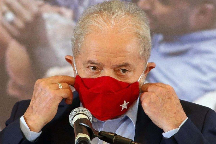 """Para Lula es un """"genocidio"""" el medio millón de muertos por coronavirus"""