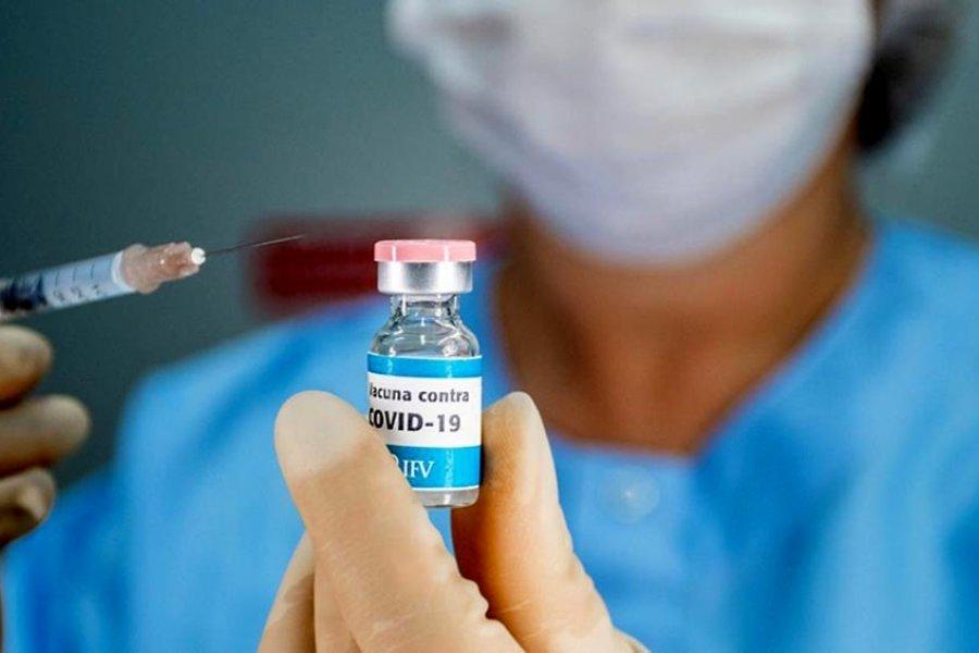 La vacuna Soberana 02 alcanzó una eficacia del 62% en dos de sus tres dosis