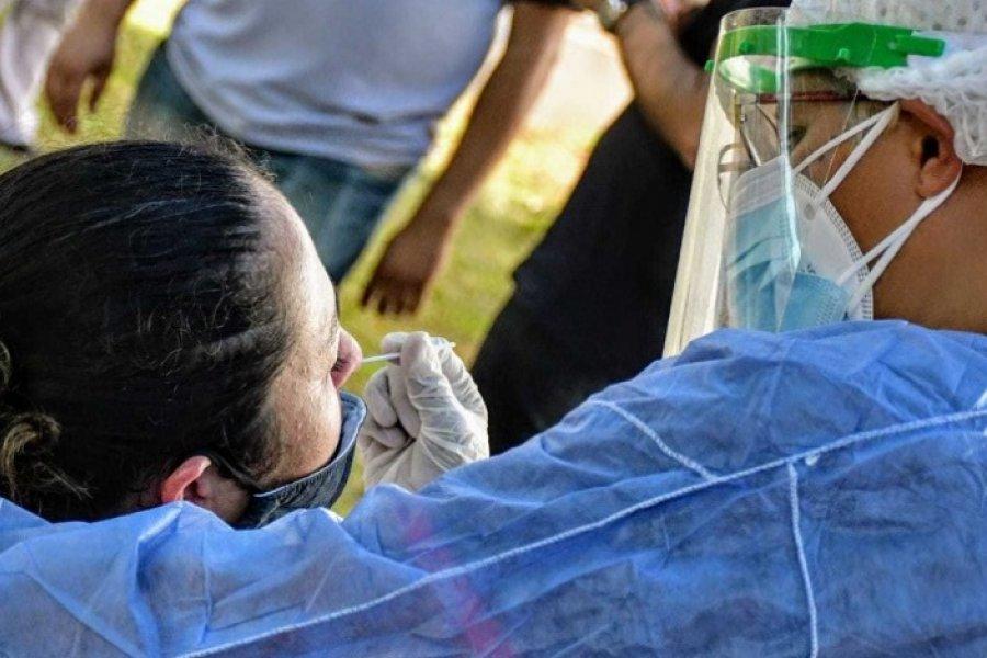 Murieron 9 personas en Chaco por Covid, entre ellas una joven de 29 años