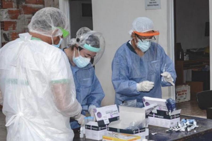 Vacunación anticovid: Chaco libera turnos y Corrientes profundiza protocolos