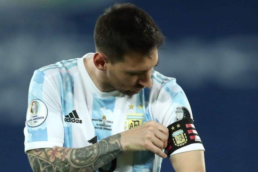 Messi alcanzó un récord histórico con la Selección Argentina ante Paraguay