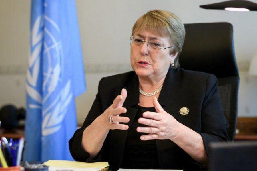 La aclaración de Cancillería por los dichos de Bachelet sobre Formosa