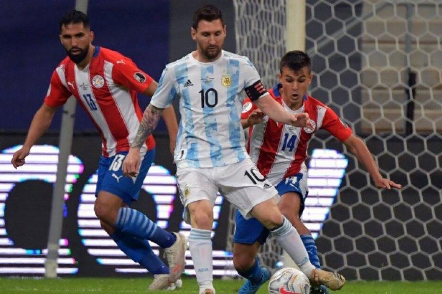 Selección Argentina: entre la felicidad y el sabor a nada