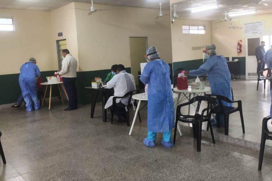 Ya se vacunaron 8.500 personas con discapacidad en Corrientes