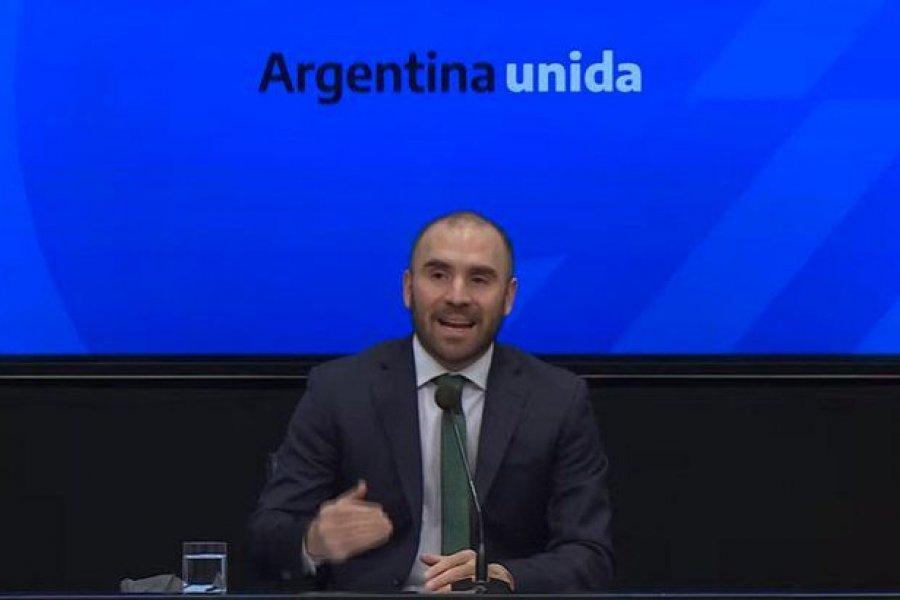 Guzmán anunció que el Gobierno pagará u$s430 millones al Club de París y extiende plazo de negociación