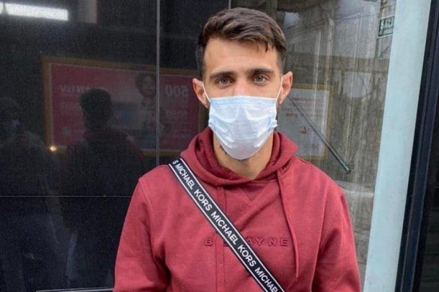 Solo falta la firma en Independiente: Joaquín Laso se hizo la revisión médica