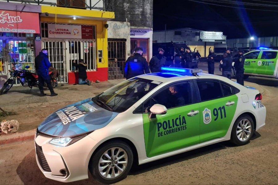 Corrientes: Más de 380 policías aislados por Coronavirus