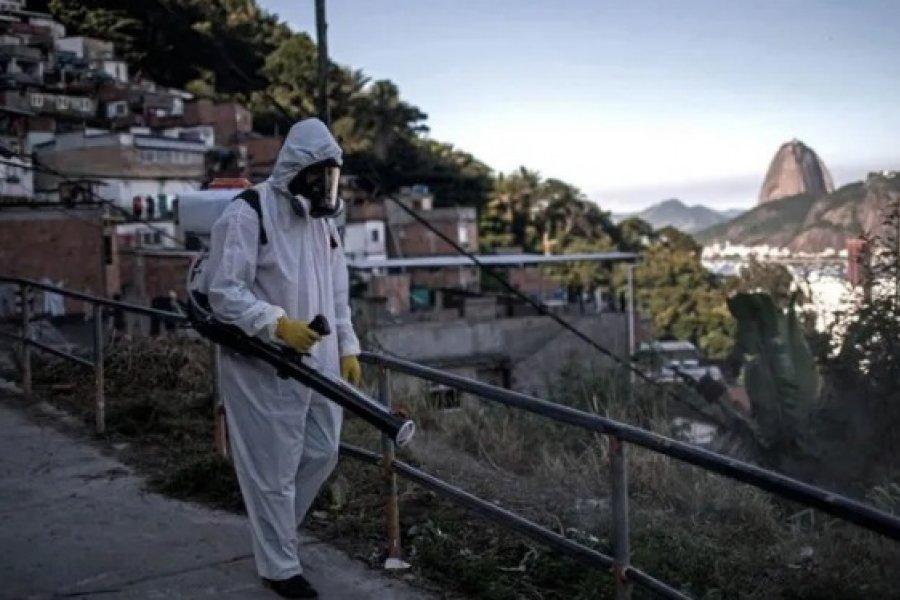 Brasil: Detectaron una nueva cepa de Coronavirus en Río de Janeiro