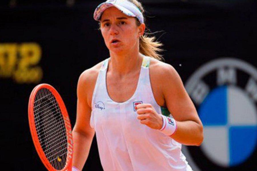 Podoroska clasificó para los cuartos de final en el torneo alemán de Bad Homburg