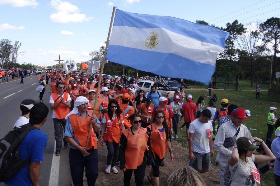 Peregrinación Juvenil a Itatí: este año será presencial y virtual