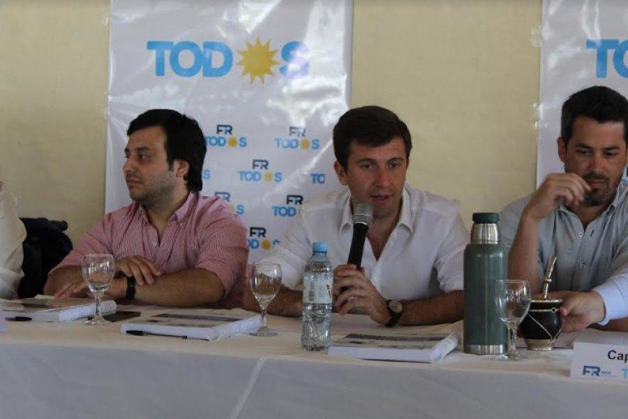El Frente Renovador prepara su Convención con aspiraciones municipales, provinciales y nacionales