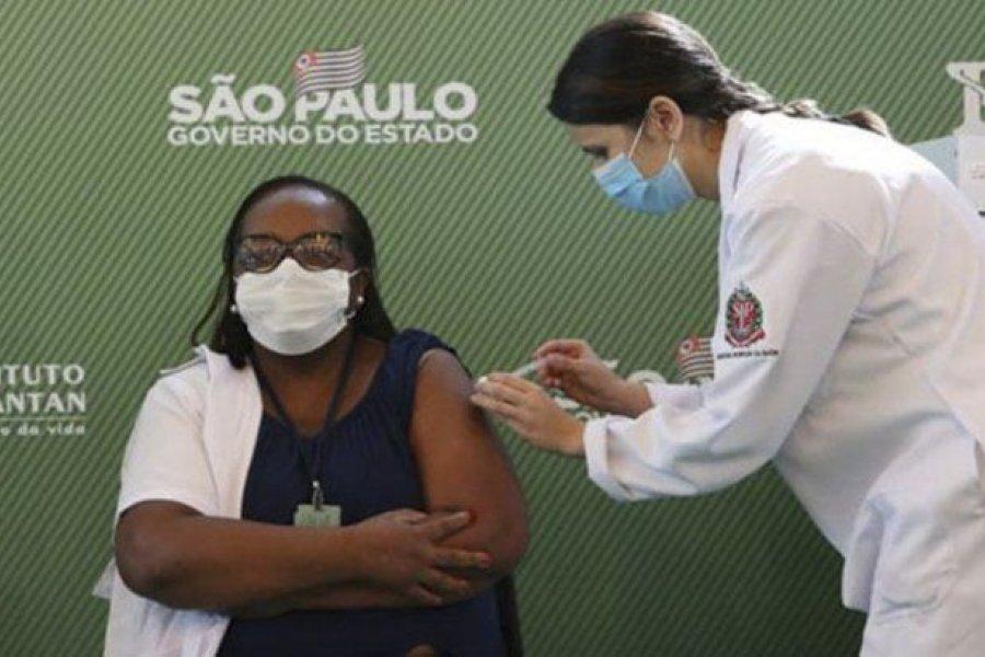 Brasil marcó un nuevo récord de casos de Covid-19: 115.228 en 24 horas
