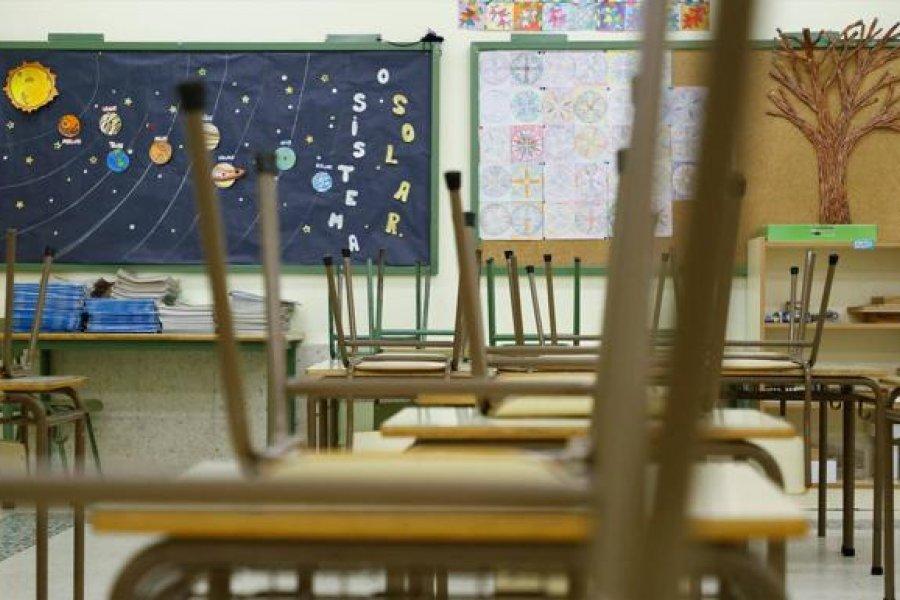 Una escuela cerró hasta el lunes próximo por positivos Covid-19