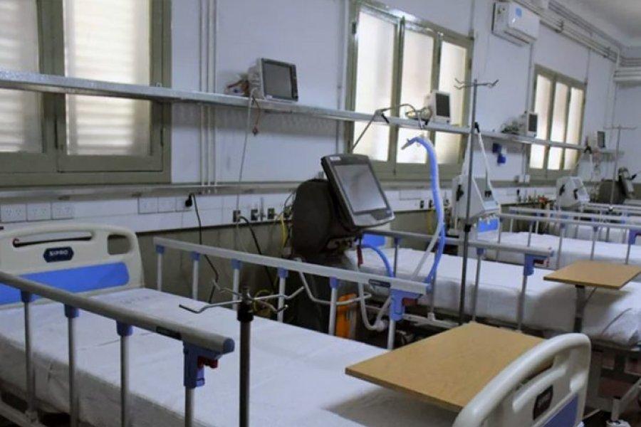 Covid: Fallecieron 7 pacientes más en el Hospital de Campaña