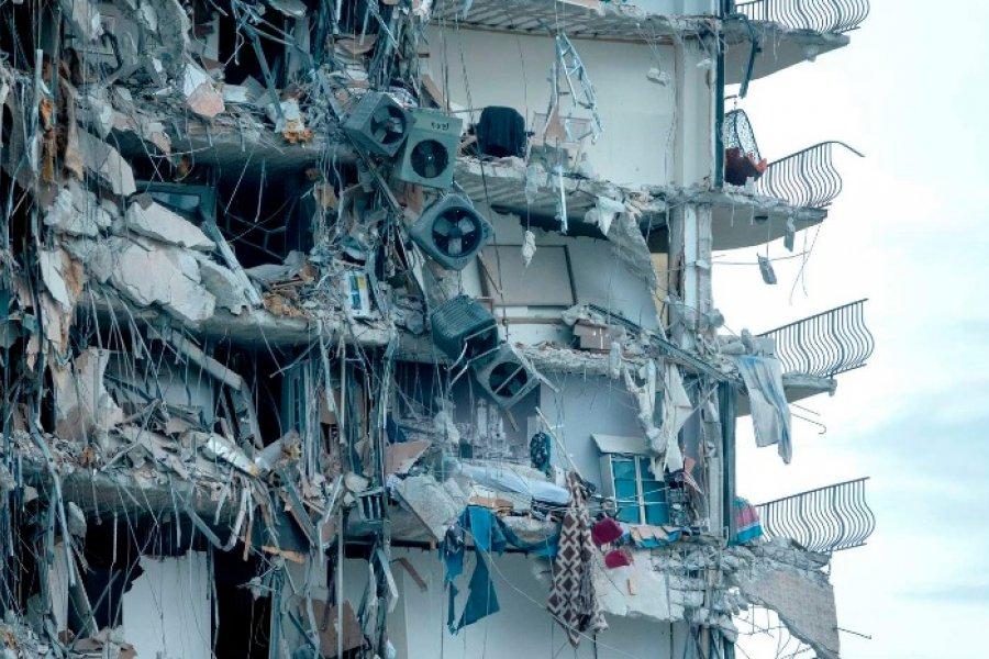 Miami: Habría correntinos desaparecidos en el derrumbe