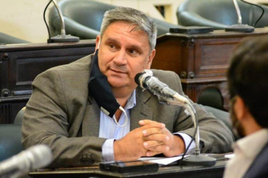 Ruben Bassi cuestionó la imposición de candidatos: Zabaleta nos dijo una cosa y en los hechos hizo absolutamente otra