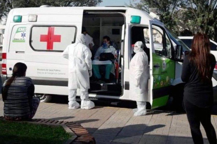 Pandemia: Corrientes superó a Chaco en contagios diarios