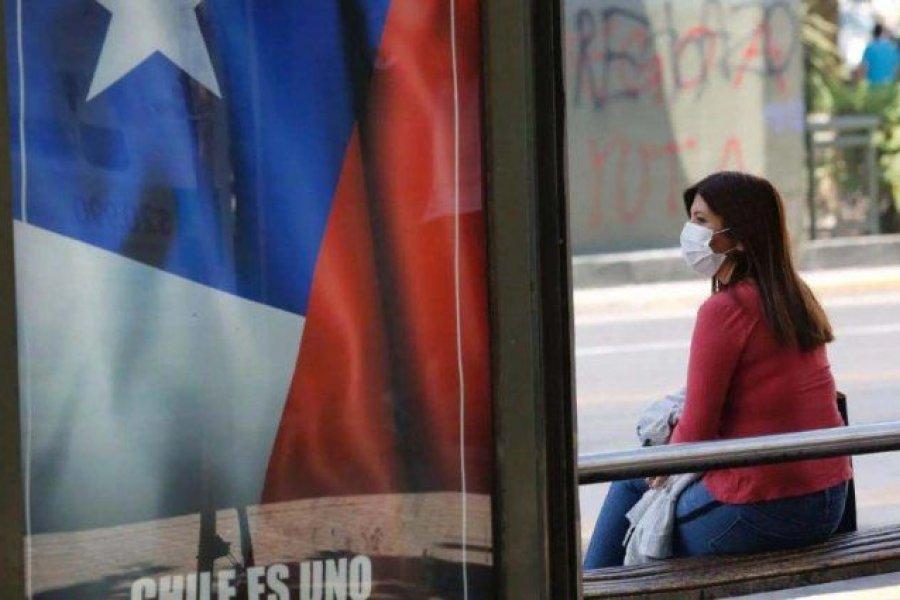 Chile confirma el primer caso de la variante Delta de Covid-19