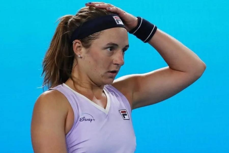Podoroska quedó eliminada del torneo alemán de Bad Homburg al perder en cuartos de final