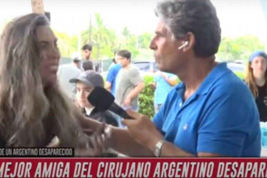 """""""Que nos digan qué pasa"""": el pedido de una amiga de los argentinos desaparecidos"""