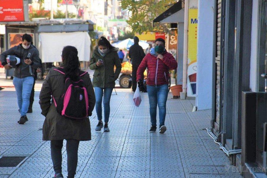Anticipan un fin de semana con bajas temperaturas en Corrientes