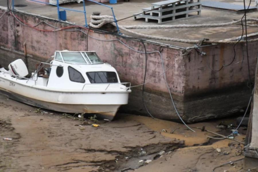 Advierten que julio será el mes más crítico de la bajante del río Paraná