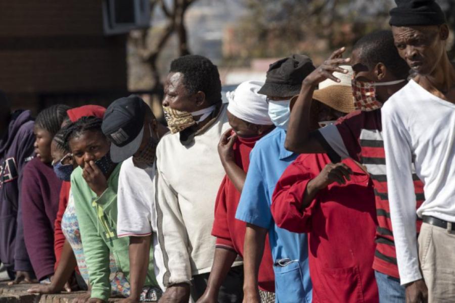 Tercera ola: Ya comenzó en África y hay preocupación en la OMS