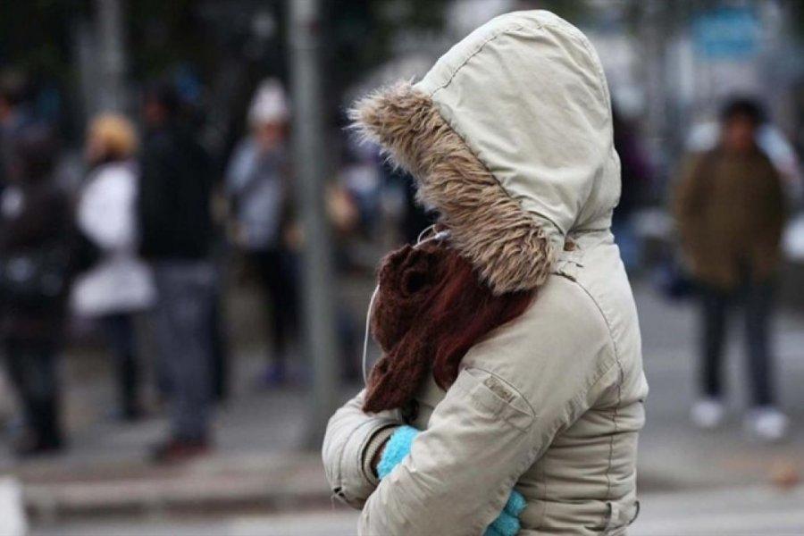 Continuarán las lluvias y la ola polar en Corrientes